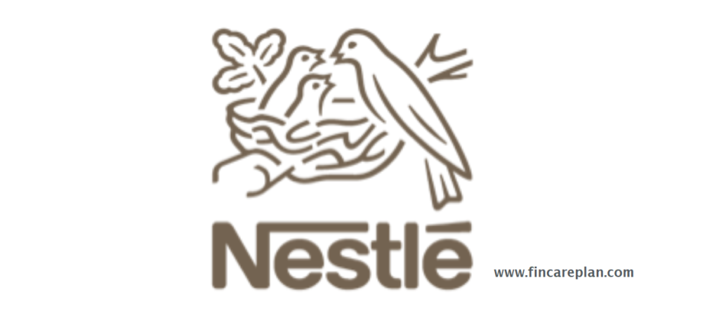 Nestle share price