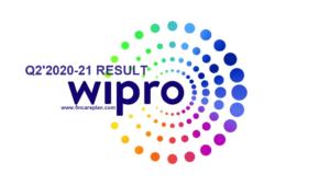 wipro q2'2021 result