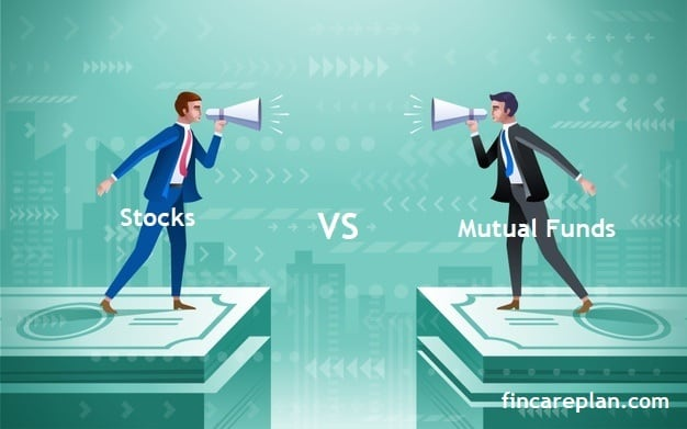 Stocks vs Mutual Funds - What is Risker